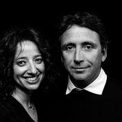 Eugenio e Cinzia dell'az. agr.Eugenio Bocchino e Ospitalità Villa Carìta
