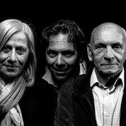 Michele, Maria e Fabio della Cantina Mascarello Michele e Figli