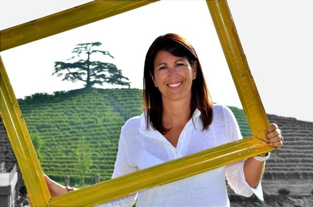 Elena dell' az. agr. Monfalletto di Cordero di Montezemolo